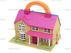 Домик для кукол в коробке, SL32499, фото
