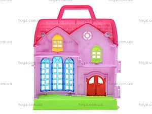 Детские игрушки «Домик для кукол», 13166, купить