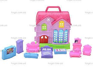 Детские игрушки «Домик для кукол», 13166, фото