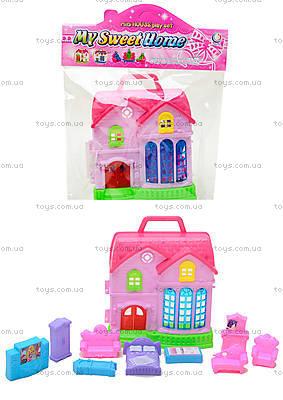 Детские игрушки «Домик для кукол», 13166