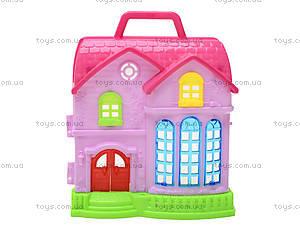 Детские игрушки «Домик для кукол», 13166, отзывы