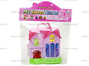 Детские игрушки «Домик для кукол», 13166, цена