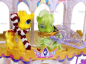 Кукольный домик для пони «Пегасы», 6628A-6, детские игрушки