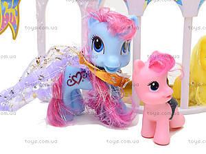 Кукольный домик для пони «Дворец», 6627-2, цена