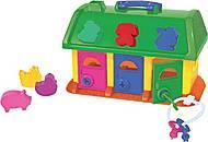Игрушечный домик для зверей, 9166, купить