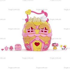 Кукольный домик Крошки Lalaloopsy «Пряничный коттедж Печенюшки», 531555