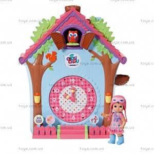 Домик Mini Chou Chou «Волшебные часики», 920077