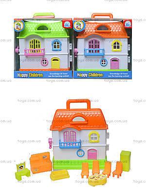 Детский набор «Домик-мини» в коробке, BS868-7