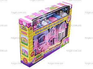 Домик с куклами и мебелью, 805A, отзывы