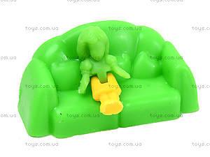 Игрушечный домик с мебелью, 901-77, купить