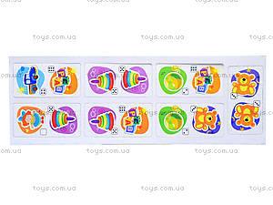 Детское домино «Игрушки», 677, цена
