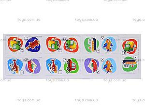 Детское домино «Транспорт мира», 678, toys.com.ua