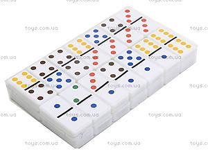 Игровой набор домино в коробке, 3896-18, фото