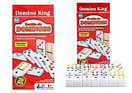 Игровой набор домино в коробке, 3896-18, купить