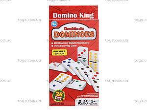 Игровой набор домино в коробке, 3896-18, отзывы
