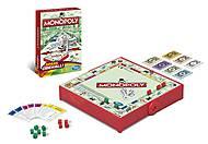 Дорожная детская игра «Монополия», B1002, купить