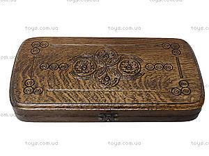 Детские деревянные нарды, дорожные, 171863, фото