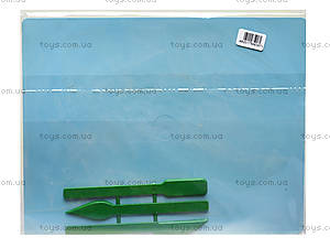Доска для лепки из пластилина, 125007, купить