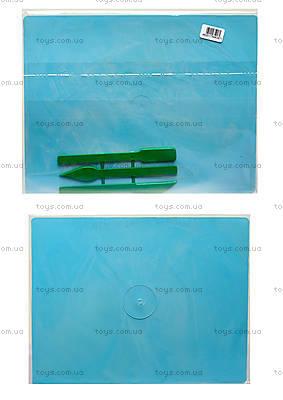 Доска для лепки из пластилина, 125007