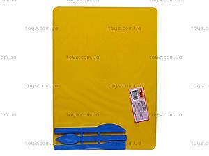 Доска для пластилина TIKI, 50618-TK, отзывы