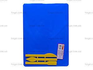 Доска для пластилина «Неон», 50619-TK, фото