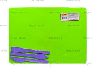 Доска для пластилина «Неон», 50619-TK, цена