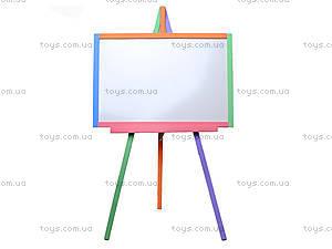 Детская доска для рисования, магнитная, СК10, купить