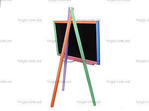 Детская доска для рисования, магнитная, СК10, фото