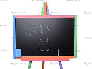 Детская доска для рисования, магнитная, СК10, отзывы