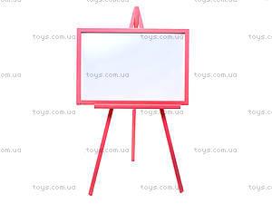 Детская доска для рисования, двухсторонняя, СК01, фото