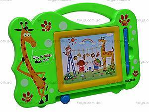 Доска детская для рисования, 2026, фото