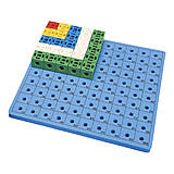 Доска для обучающего набора «Занимательные кубики», 1163, отзывы
