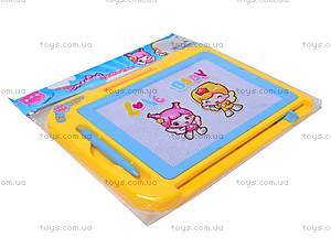 Доска для рисования, детская, 887-4, купить