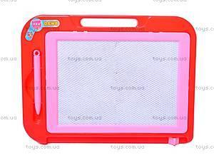 Доска для рисования, детская, 887-4