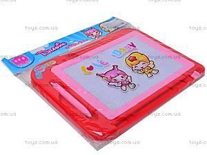 Доска для рисования, детская, 887-4, игрушки