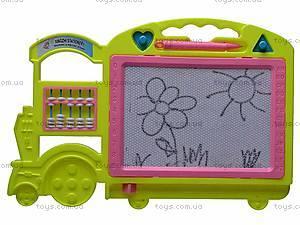 Доска для рисования «Поезд» с карандашом, BT-MB-0004, цена