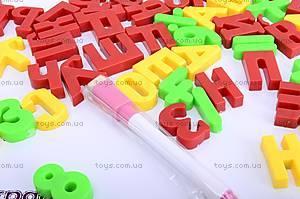 Доска для рисования с буквами, 406B-1, игрушки