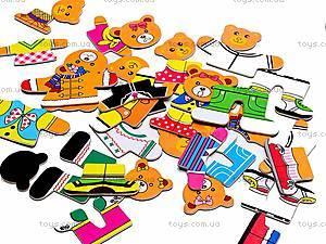 Доска для рисования с мишками, W02-4012, игрушки