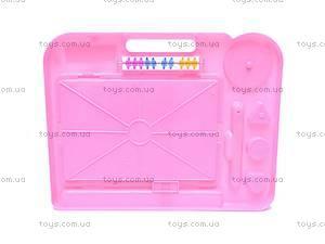 Доска для рисования с печатками, 907, игрушки