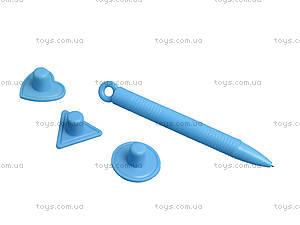 Доска для рисования «Домик», с печатями, 605, игрушки