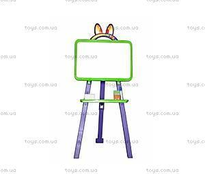 Доска для рисования магнитная, салатово-фиолетовая, 0137776