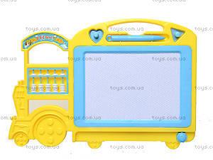 Доска для рисования «Поезд», 606, отзывы