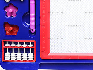 Доска для рисования со счетами и печатями, HS9003, цена