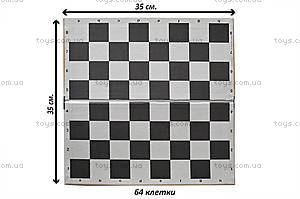 Доска для шашек-шахмат, 39632