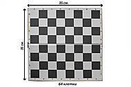 Доска для шашек-шахмат, 39632, фото