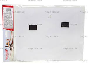 Доска магнитная «Пиши-стирай» с маркером, PLBB-US1-Z158899, купить
