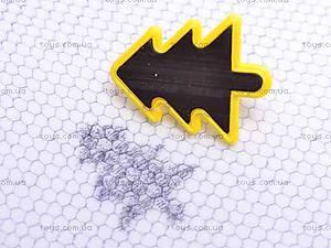 Доска магнитная с карандашом, YB334, игрушки