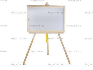 Доска-мольберт для рисования для детей, М326040, купить