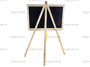 Доска-мольберт для рисования для детей, М326040, фото