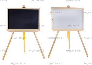 Доска-мольберт для рисования для детей, М326040
